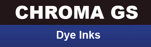 Chroma GS Dye Inks